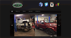 Preview of blackcountrylandroversltd.co.uk